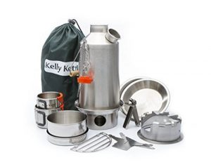 Ultimate 'Base Camp' Kelly Kettle Kit