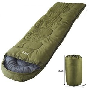 Sleeping Bag – Envelope Lightweight Portable