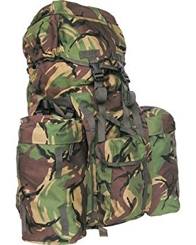 stealth camping rucksack