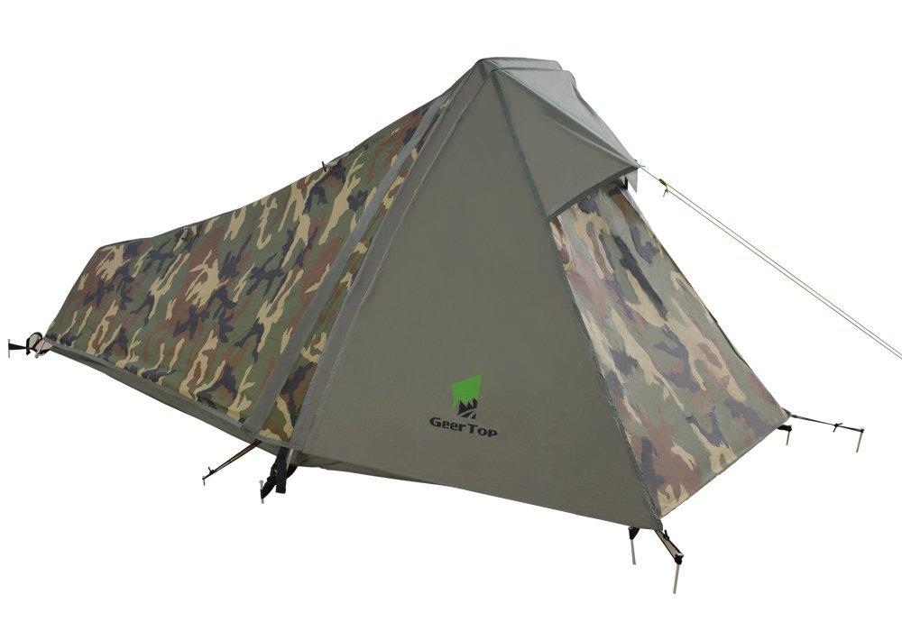 bushcraft tent