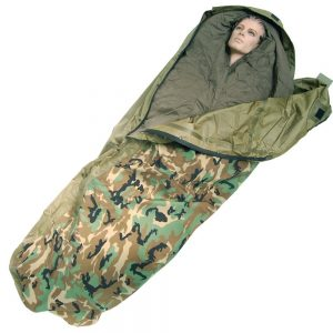 Mil-Tec Modular 3 Layer Sleeping Bag Cover