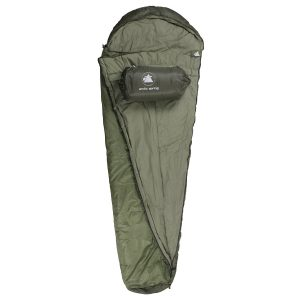 10T Arctic Spring – Single mummy sleeping bag