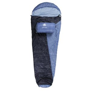 10T Outdoor Equipment Quick Dry Arctic Navy Sleeping Bag