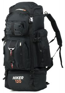 Adtrek 120L Hiker Backpack Extra Large