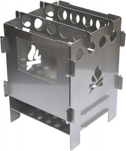 Bushbox Outdoor Pocket Stove