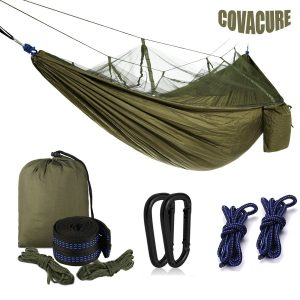 Camping Hammock with Mosquito Net – 2 Person Outdoor