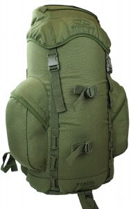 HIGHLANDER FORCES 44L RUCKSACK/BACKPACK ARMY BERGEN