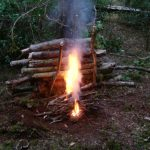 bushcraft fire