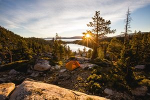 bushcraft camping tent