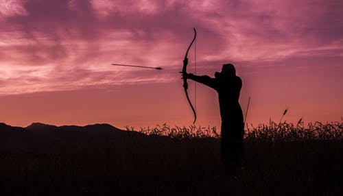 camo hunting