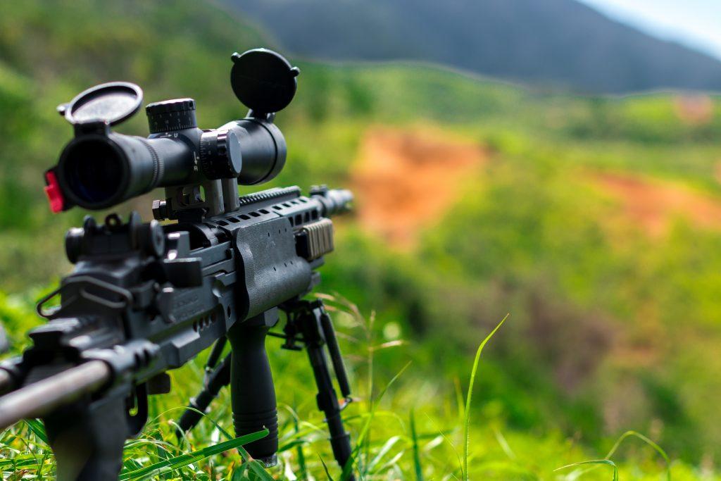 gun defence