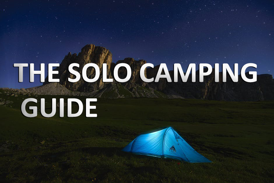 The solo camping guide