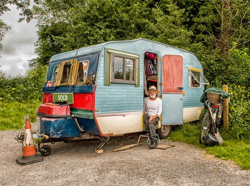 caravan urban