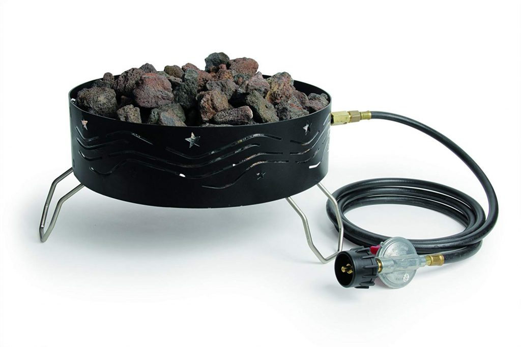 Camco Potable camping fire pit