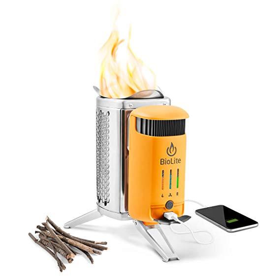 Bio Lite USB stove