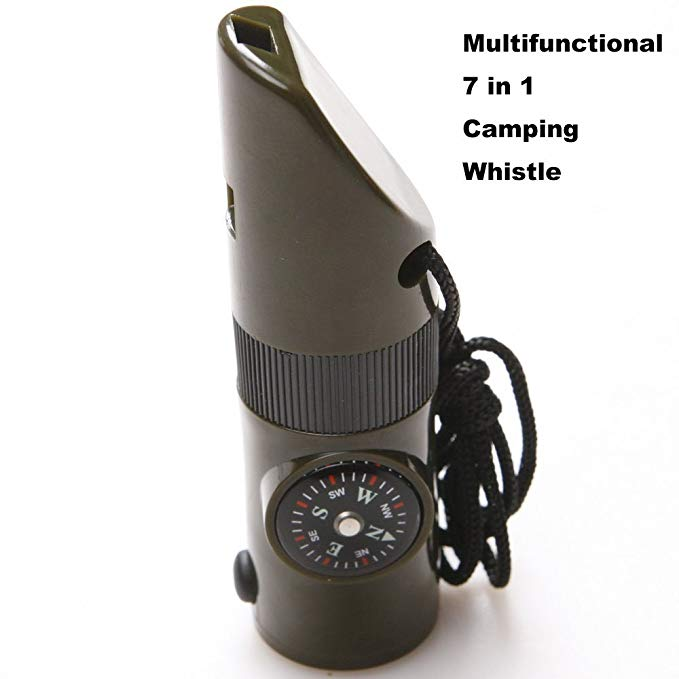 Camping whistle
