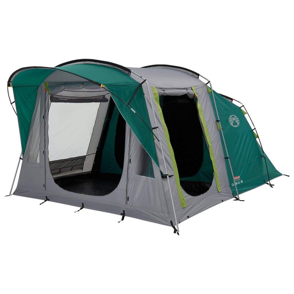Coleman survival tent