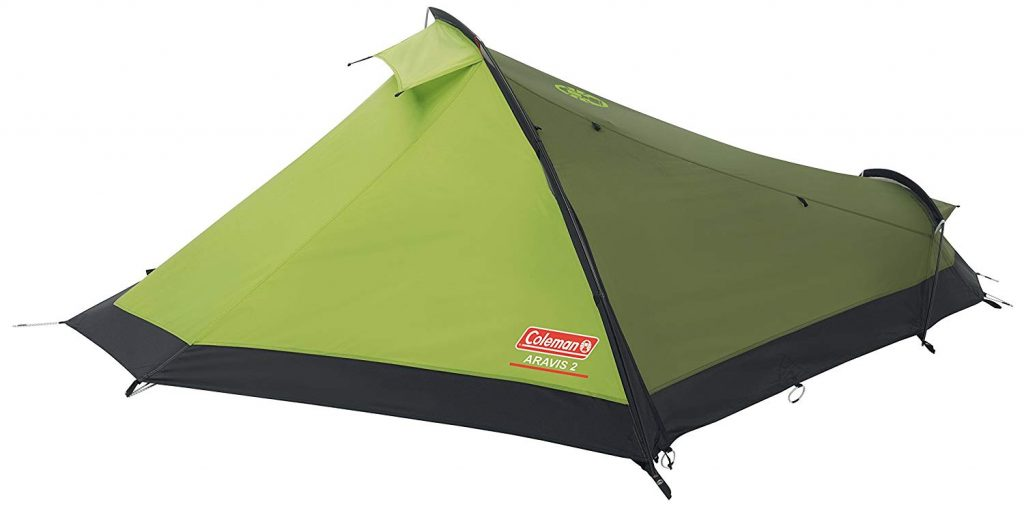 Coleman light weight tent