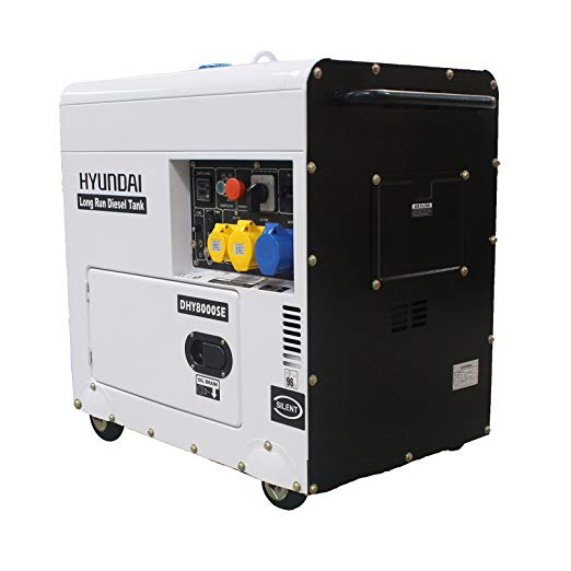 Diesil generator