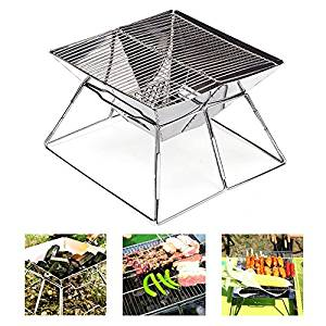 Quick grill camping barbecue
