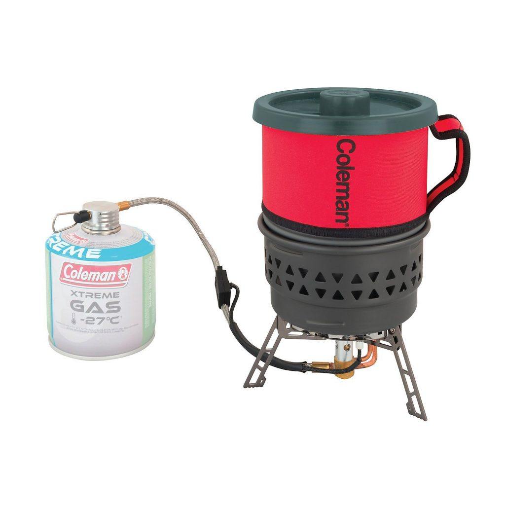 Coleman camping stove