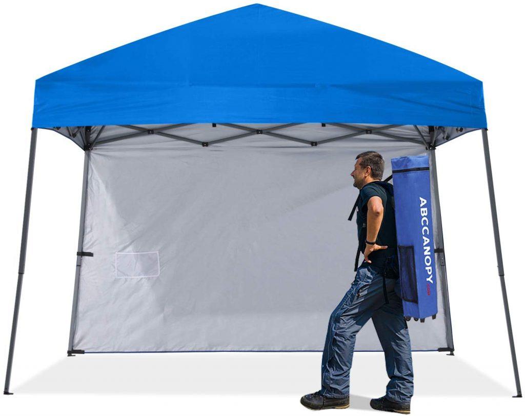 Canopy camping gazebo