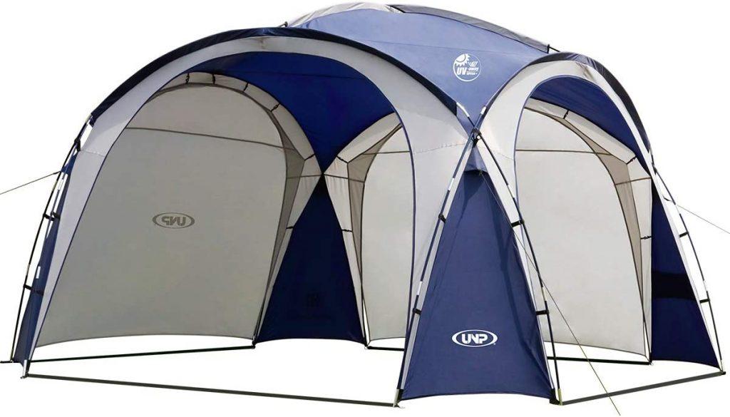 Easy camping gazebo