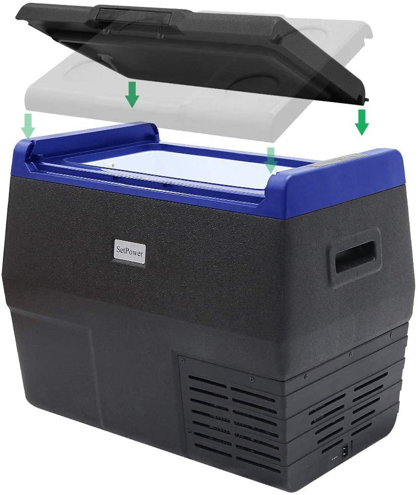 Camping freezer cooler