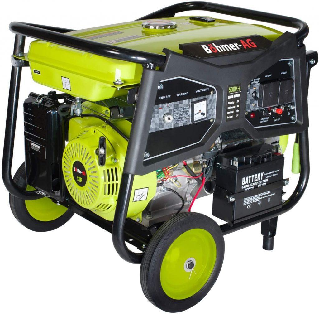 Bohmer Ag generator