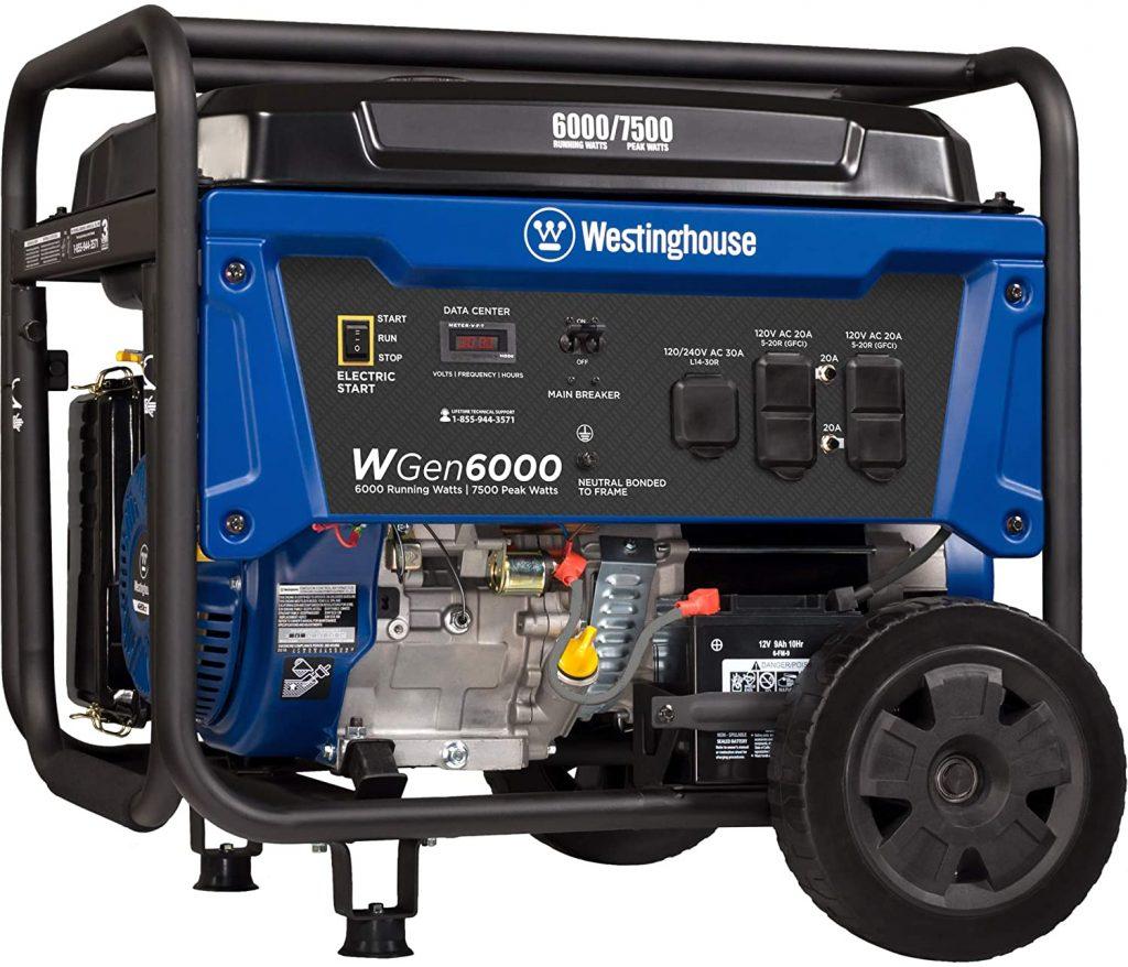 Westinghouse survival generator